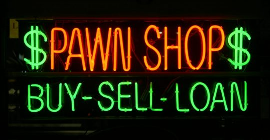 How To Sell Fair Trade Items to a Pawn Store