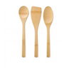 Bamboo 3 Utensil Set
